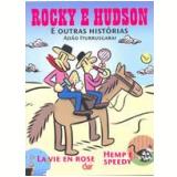 Rocky e Hudson - Adão Iturrusgarai
