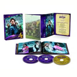 DVD - Harry Potter e o Cálice de Fogo - Edição Definitiva - Vários ( veja lista completa ) - 7892110113427