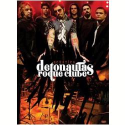 DVD - Acústico Detonautas Roque Clube - Detonautas Roque Clube - 886975399895
