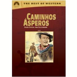 DVD - The Best of Western - Caminhos Asperos - Vários ( veja lista completa ) - 7890552109275