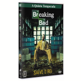 Breaking Bad: 5ª Temporada (Parte 1) (DVD)
