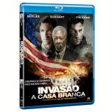Invasão a Casa Branca (Blu-Ray) - Gerard Butler, Morgan Freeman, Aaron Eckhart