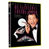 Os Fantasmas Contra Atacam (DVD) - Bill Murray, John Glover
