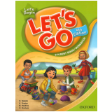 Let'S Go Begin Student Book - Workbook With Multirom Pack - Fourth Edition - Karen Frazier, Barbara Hoskins, Ritsuko Nakata
