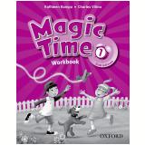 Magic Time 1 - Workbook - Second Edition - Kathleen Kampa, Charles Vilina