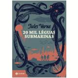 20 Mil Léguas Submarinas (Edição Bolso de Luxo) - Júlio Verne