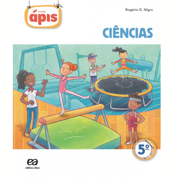 Projeto Ápis - Ciências - 5º Ano - Ensino Fundamental I
