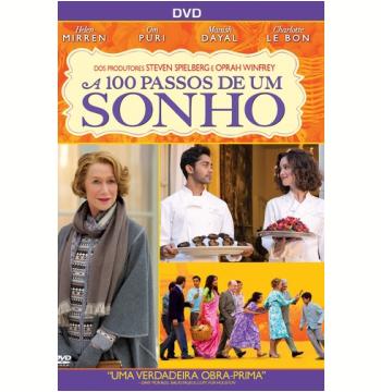 A 100 Passos De Um Sonho (DVD)