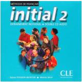 Initial CD Audio Individuel 2 (2) - Importado - Maria Sala