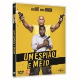 Um Espião e Meio (DVD) - Dwayne Johnson, Kevin Hart
