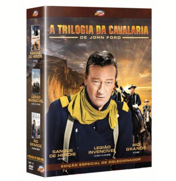 Box A Trilogia da Cavalaria - De John Ford (DVD)