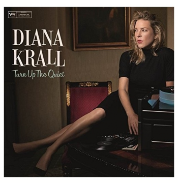 Diana Krall - Turn Up The Queit (CD)