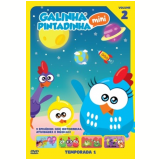 Galinha Pintadinha Mini - 1ª Temporada (Vol. 2) (DVD) -