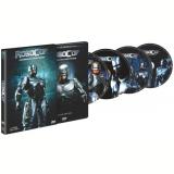Robocop - Primeiras Diretrizes (DVD) - Leslie Hope