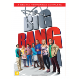 The Big Bang Theory - A Teoria - 10ª Temporada (DVD) - Johnny Galecki, Jim Parsons, Simon Helberg