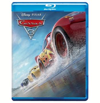 Carros 3 (Blu-Ray)