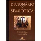Dicionário de Semiótica - Joseph Courtés, Algirdas Julien Greimas