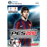 Pro Evolution Soccer 2010 (PC) -