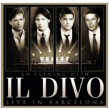 Il Divo - Live In Barcelona Imp - Vox Music Comércio Importação Exp.ltda. (CD) - Il Divo