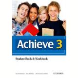 Achieve 3 Student Book - Workbook -