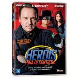 Herois Fora De Controle (DVD) - Daniel Wu