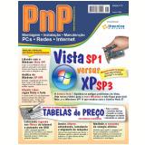 PnP Digital nº 8 - Vista SP1 versus XP SP3, Montagem de tabelas de preço (Ebook) - Iberê M. Campos