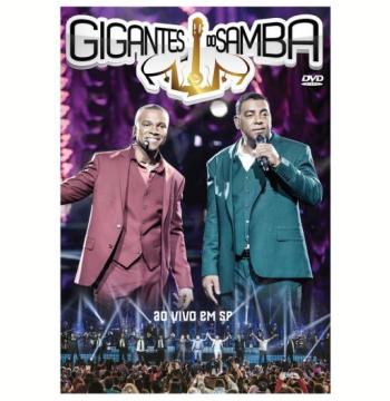 SPC e Raça Negra - Gigantes do Samba - Ao Vivo em SP (DVD)