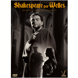 DVD - Shakespeare Por Welles - Orson Welles ( Diretor ) - 7895233154902