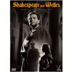 DVD - Shakespeare Por Welles - Orson Welles ( Diretor ) - 7895233154902