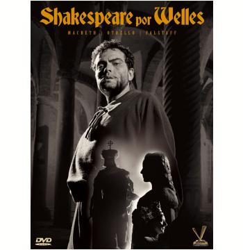 Shakespeare por Welles (DVD)