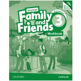American Family And Friends 3 - Workbook With Online Practice - Second Edition -