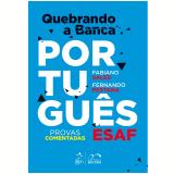 Português - Esaf - Fabiano Sales, Fernando Pestana