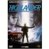 Highlander - O Guerreiro Imortal (DVD) - Vários (veja lista completa)