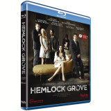 Hemlock Grove - 1ª Temporada - 2 Discos(Vol. 2) (Blu-Ray) - Famke Janssen, Landon Liboiron