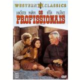 Profissionais, Os (DVD) - Richard Brooks  (Diretor)