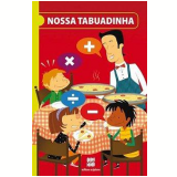 Nossa Tabuadinha - Ensino Fundamental I - Editora Scipione