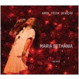 Maria Bethânia - Amor, Festa e Devoção (CD) - Maria Bethânia