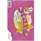 Stars 1 Picture Cards - Patrick Jackson, Susan Banman Sileci