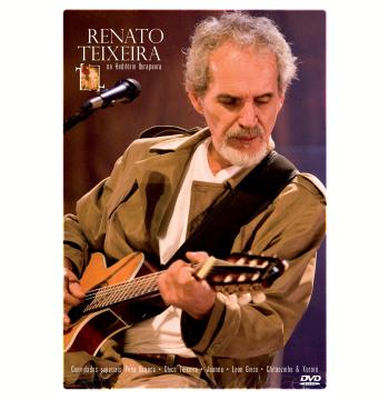 Renato Teixeira - Ao Vivo no Auditório Ibirapuera (DVD)