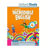 Incredible English 4 Itools Dvdrom - Second Edition (CD) -