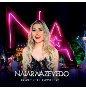 Naiara Azevedo - Totalmente Diferente  (CD)