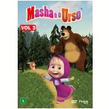 Masha e o Urso - Vol. 03 (DVD) -
