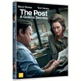 The Post - A Guerra Secreta (DVD) - Steven Spielberg (Diretor)