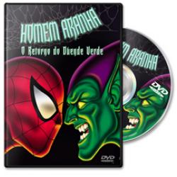DVD - Homem - Aranha: O Retorno do Duende Verde - 7899307902031