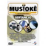 Musiokê - Sertanejo (DVD) -