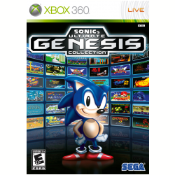 Sonic's Ultimate Genesis Collection (X360)