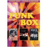 Box Funk - Live at Montreaux (DVD) - James Brown