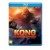 Kong - A Ilha da Caveira (Blu-Ray) - Samuel L. Jackson, Tom Hiddleston, Brie Larson