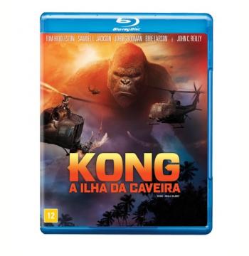 Kong - A Ilha da Caveira (Blu-Ray)