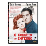 O Correio do Inferno (DVD) - SUSAN HAYWARD, Dean Jagger